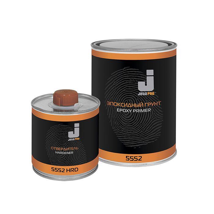 Jeta Антикоррозионный эпоксидный грунт 4:1, 800мл. + 200мл.