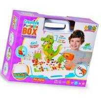 Конструктор-мозаика Creative Portable Box, 198 деталей