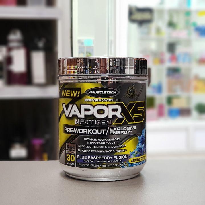 Muscletech - Vapor X5 (228 г)