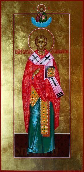Икона Александр Адрианопольский cвященномученик
