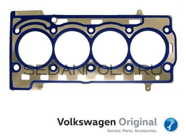 Прокладка головки блока / Прокладка ГБЦ VAG Volkswagen Polo Sedan