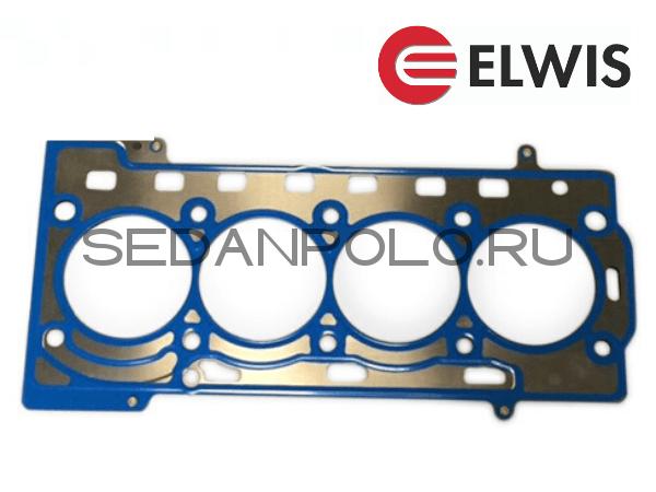 Прокладка головки блока / Прокладка ГБЦ ELWIS Volkswagen Polo Sedan