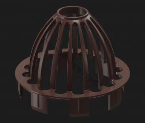 Docke Сетка защитная  (шоколад,гранат ,графит, каштан)