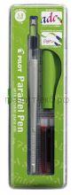 Ручка перьевая Pilot Parallel Pen 3.8 мм для каллиграфического письма FP3-38-SS