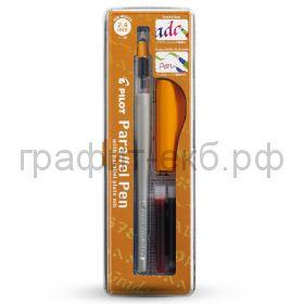 Ручка перьевая Pilot Parallel Pen 2,4 мм для каллиграфического письма FP3-24-SS