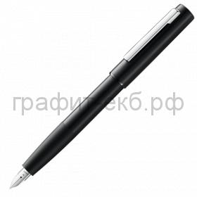 Ручка перьевая Lamy Aion черный F 077