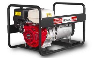 Бензиновый генератор Energo EB 8,0/400-H