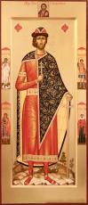 Икона Благоверный князь Борис