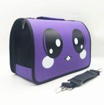 Складная сумка-переноска для домашних животных, 37х18х22 см