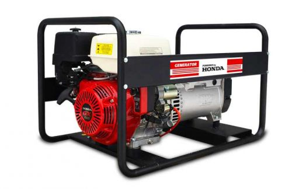 Бензиновый генератор Energo EB 8,0/400-HLE