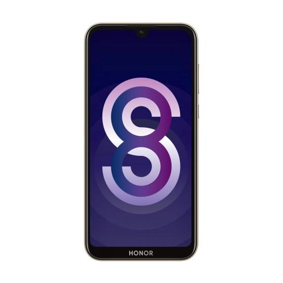 Honor 8S 32 ГБ (золотой)