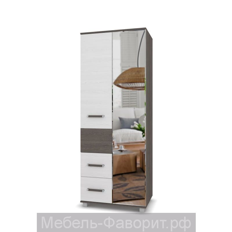 Модульный шкаф Виора В24