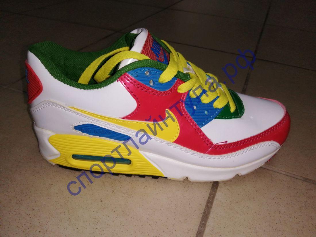 Кроссовки Nike 306563-176