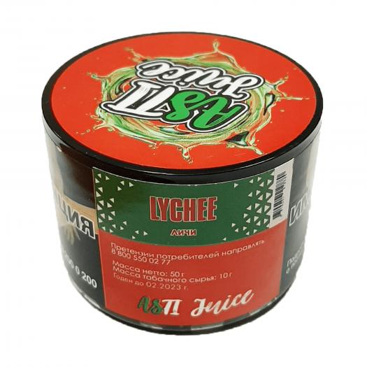 Табак Asti Juice Личи