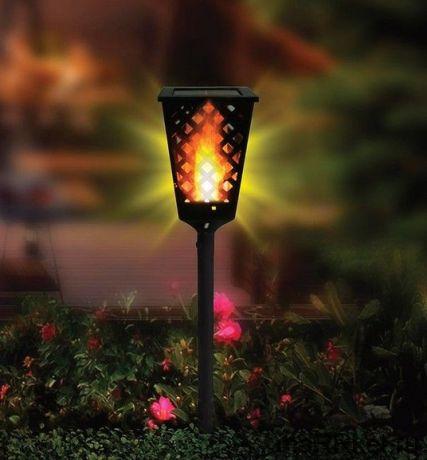 """Уличный фонарь на солнечной панели """"Dancing Tiki Light"""""""