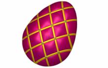 Форма для мыла и шоколада Яйцофф 728