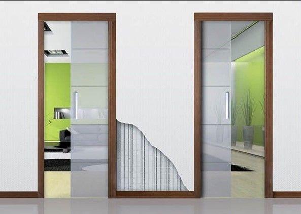 Пенал Open Space Inverso для дверей высотой 2100 мм