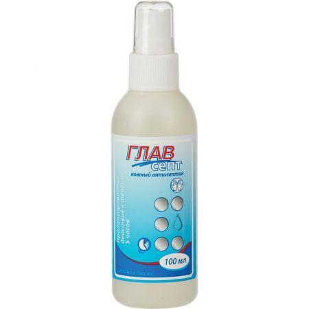 ГЛАВСЕПТ, кожный антисептик, 0,1 литр
