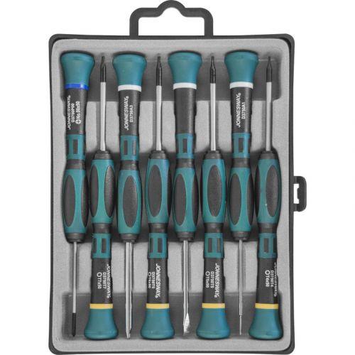 D3750T18S Набор отверток для точной механики, 50 мм, Torx, Т4-Т7 и крест PH#00, 8 предметов