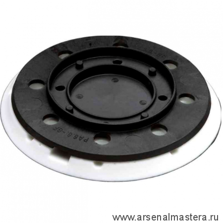 Тарелка шлифовальная FESTOOL Stickfix,супермягк. ST-STF-ES125/D125/8-M4 SW 492282