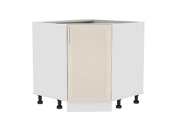 Шкаф нижний угловой (трапеция) Сканди НУ890 Cappuccino Softwood