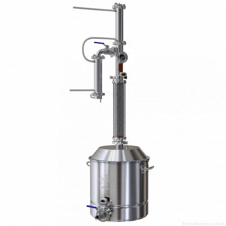 LuxStahl-7 37 литров