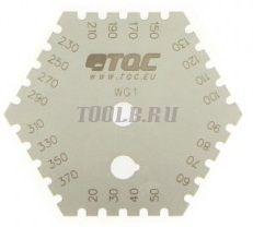 Гребенка для измерения толщины мокрого слоя TQC Sheen SP4000