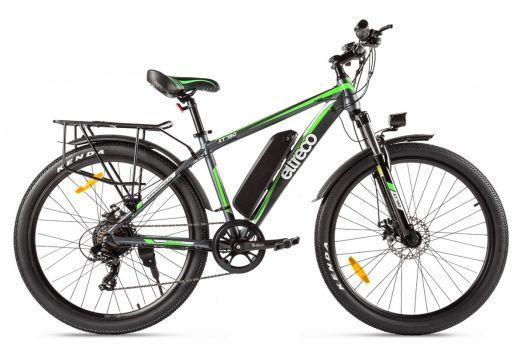 Велогибрид Eltreco XT 750 Серый