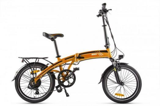 Велогибрид Eltreco LETO Оранжевый