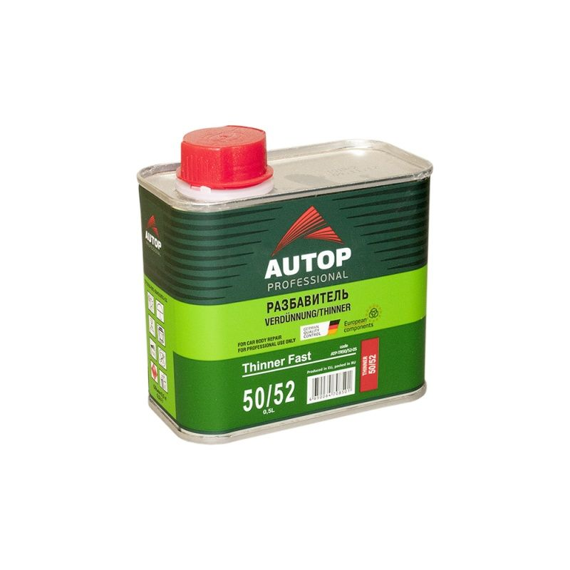 Autop Tinner Fast 50/52 Разбавитель быстрый, акриловый, объем 500мл.