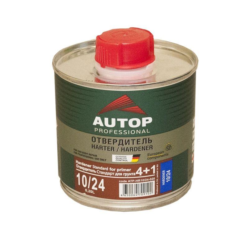 Autop Hardener Standart 10/24 Отвердитель стандартный, акриловый, для грунта 4:1, объем 200мл.