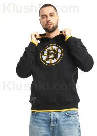 """Толстовка """"Boston Bruins"""" черная (Арт. 366750)"""