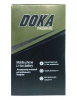 Аккумулятор Doka Apple iPhone 4S (1430 mAh)