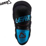 Наколенники Leatt 3DF Hybrid, Сине-черный