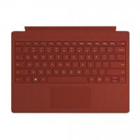 Microsoft Surface Pro signature type cover Alcantara (Poppy Red)