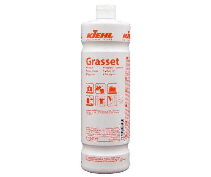 Kiehl Grasset Средство для удаления жира и очистки стоков, 1л