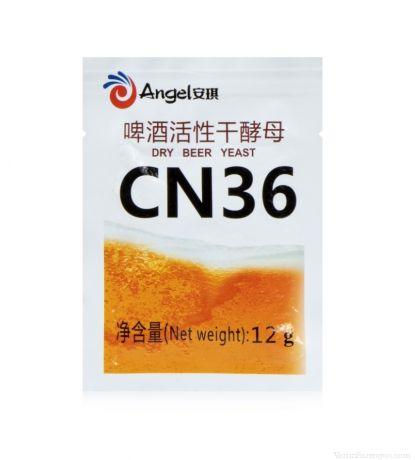 Дрожжи пивные элевые Angel CN36