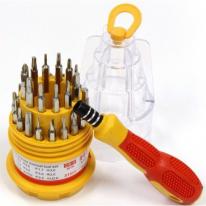 Набор отверток с битами в стакане 31 в 1 HS-6036B