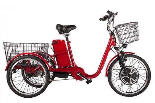 Трицикл CROLAN 350W Красный