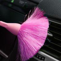 Мини-метёлка для уборки труднодоступных мест (цвет розовый)_1