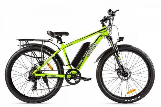 Велогибрид Eltreco XT 750 Желтый