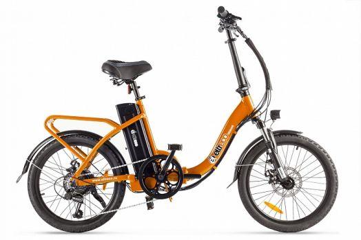 Велогибрид Eltreco Wave 350W Оранжевый