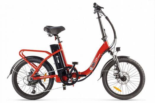 Велогибрид Eltreco Wave 350W Красный