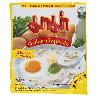 Рисовая каша тайская с курицей Mama 50 гр