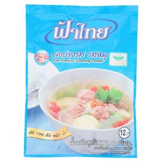 Тайская приправа бульонная со вкусом свинины Fa Thai 80 гр
