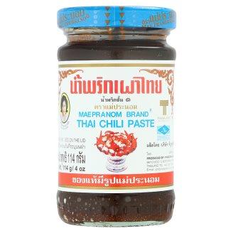 Тайская паста Паста Нам Прик Пао Maepranom 114 гр