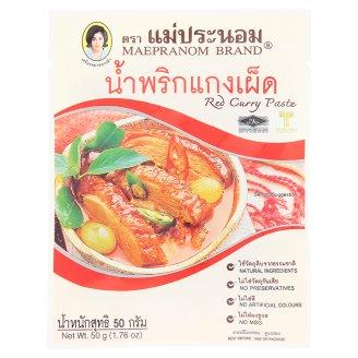 Тайская паста для красного карри Mae Pranom Brand 50 гр