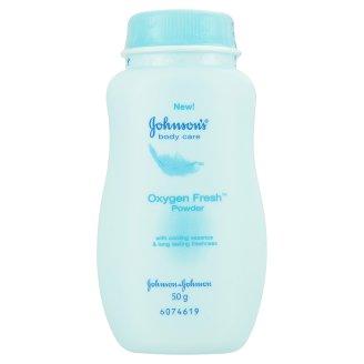 Тальк для тела Освежающий Johnson's 50 гр