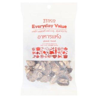 Грибы шиитаке сушеные крупные Tesco Everyday 60 гр