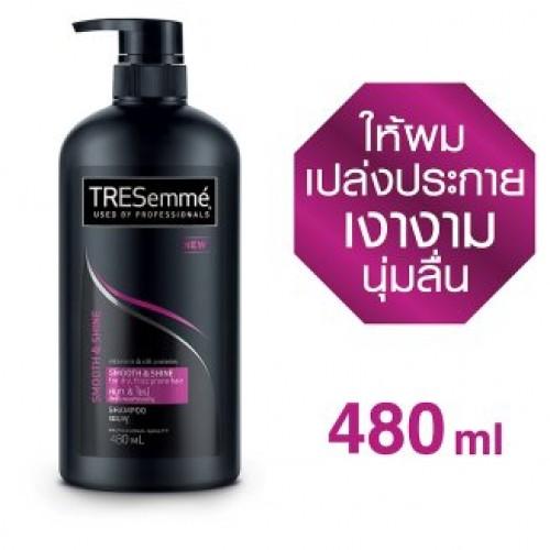 Шампунь для блеска волос Tresemme 480 мл